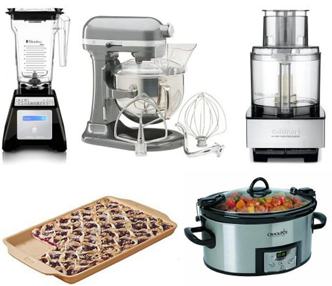 Five Kitchen Items to Make Your Life Easier